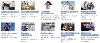 Общие условия оформления ипотеки в банке ВТБ 24